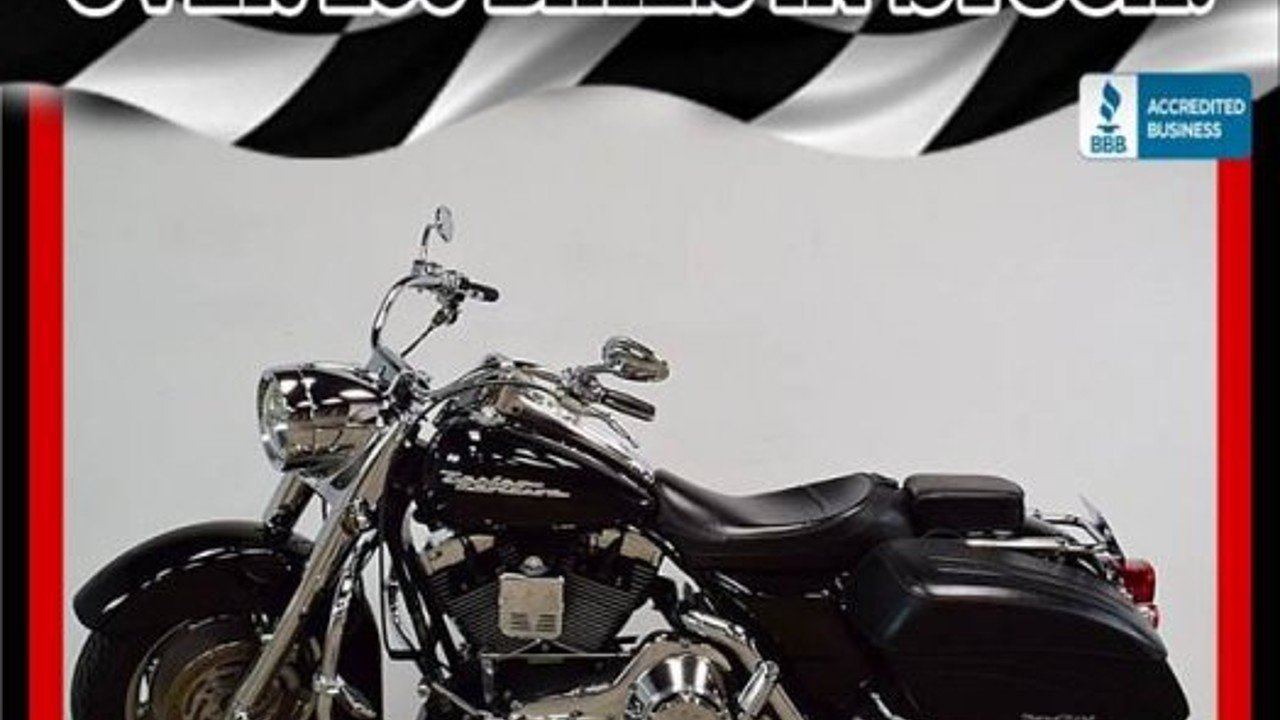 2004 Harley-Davidson Touring for sale 200449649