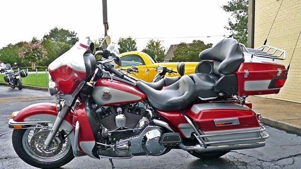 2004 Harley-Davidson Touring for sale 200472577