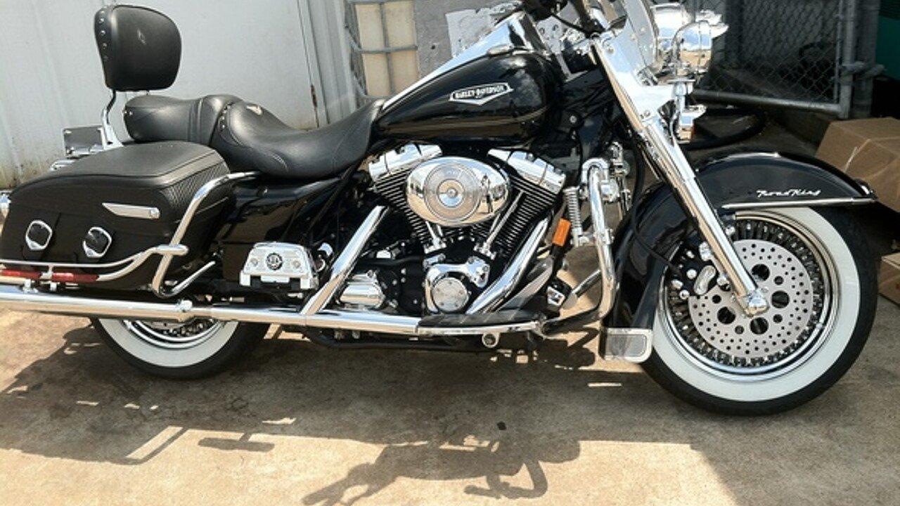 2004 Harley-Davidson Touring for sale 200533444