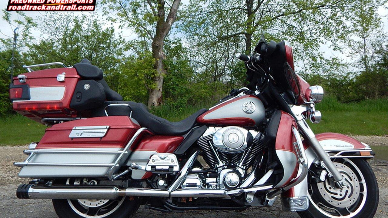 2004 Harley-Davidson Touring for sale 200581713