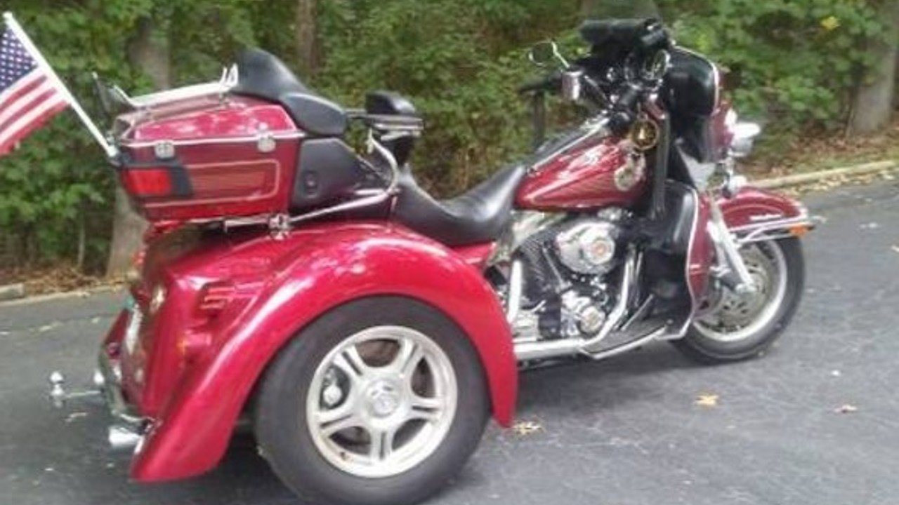 2004 Harley-Davidson Touring for sale 200619051