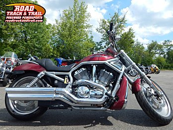 2004 Harley-Davidson V-Rod for sale 200466209