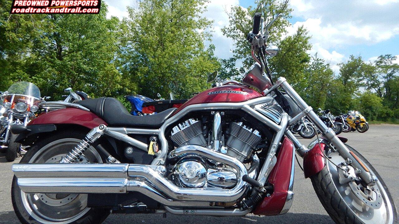2004 Harley-Davidson V-Rod for sale 200466209