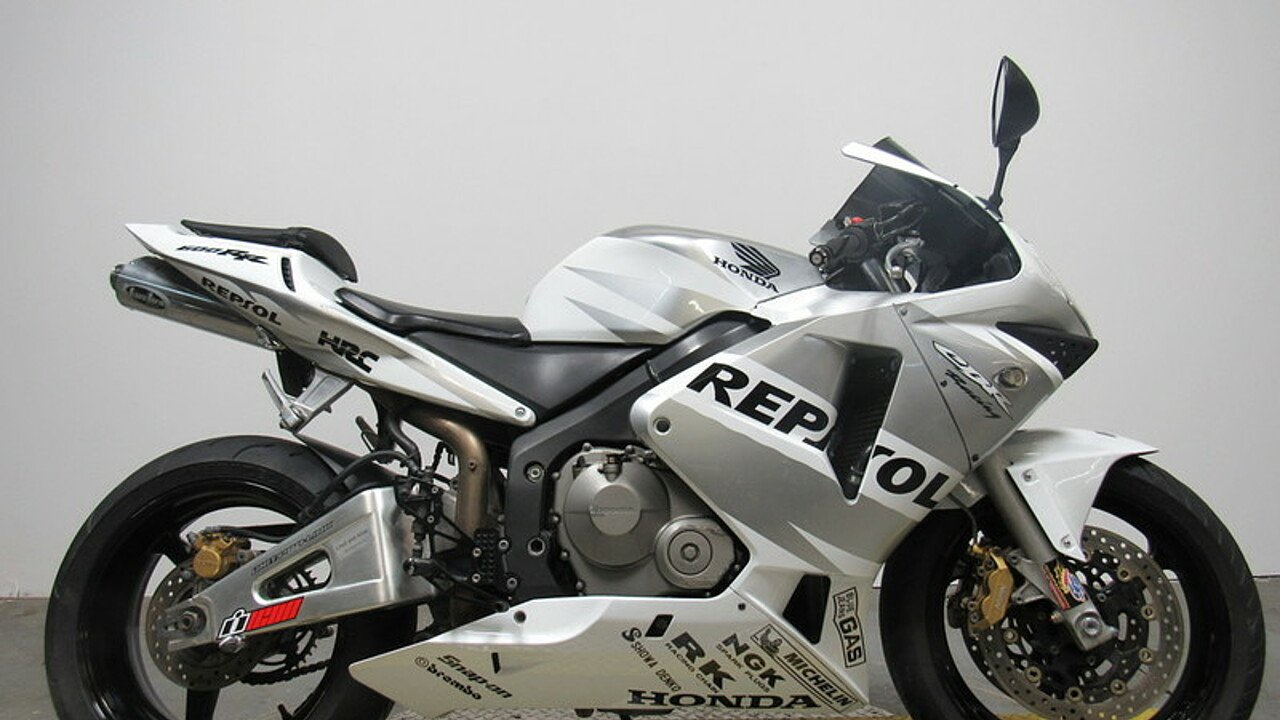 2004 Honda CBR600RR for sale 200560278