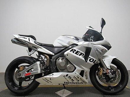 2004 Honda CBR600RR for sale 200560278