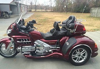 2004 Honda Gold Wing for sale 200416757
