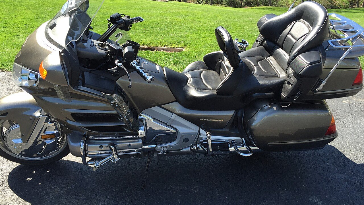 2004 Honda Gold Wing for sale 200551309