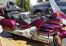 2004 Honda Gold Wing for sale 200475266