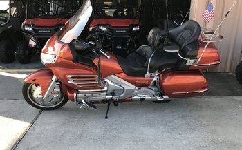 2004 Honda Gold Wing for sale 200487786