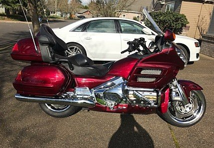 2004 Honda Gold Wing for sale 200539442