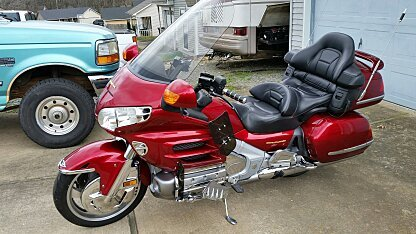 2004 Honda Gold Wing for sale 200549498