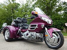 2004 Honda Gold Wing for sale 200599061