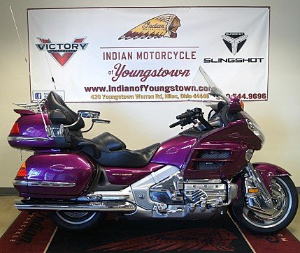 2004 Honda Gold Wing for sale 200600153