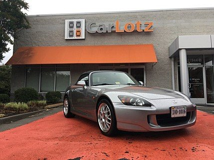 2004 Honda S2000 for sale 100892715