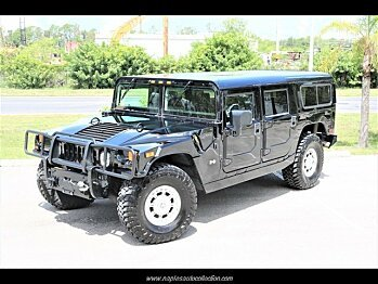 2004 Hummer H1 4-Door Wagon for sale 101008887
