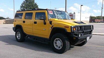 2004 Hummer H2 for sale 100020225