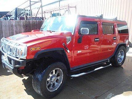 2004 Hummer H2 for sale 100746804
