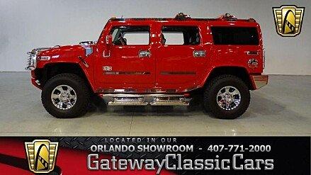 2004 Hummer H2 for sale 100907261