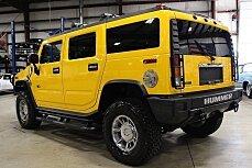 2004 Hummer H2 for sale 100980012