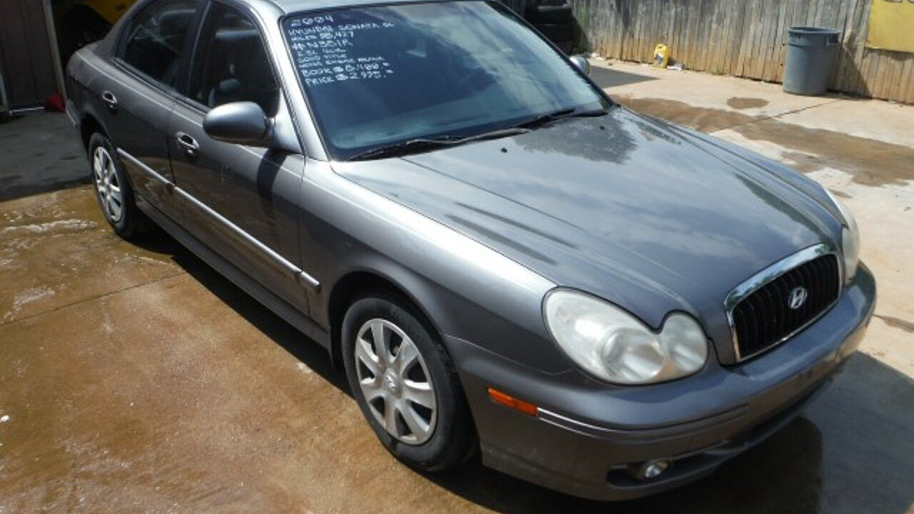 2004 Hyundai Sonata for sale 100291965