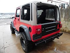 2004 Jeep Wrangler 4WD X for sale 100749712