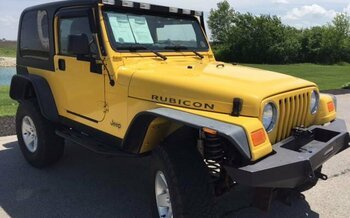 2004 Jeep Wrangler 4WD Rubicon for sale 100872834