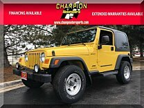 2004 Jeep Wrangler 4WD for sale 100954799