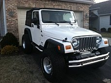 2004 Jeep Wrangler 4WD X for sale 100961134