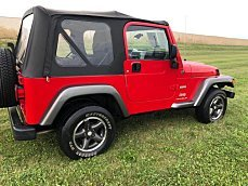 2004 Jeep Wrangler 4WD X for sale 101009949