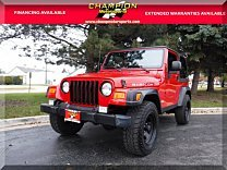 2004 Jeep Wrangler 4WD Rubicon for sale 101051817