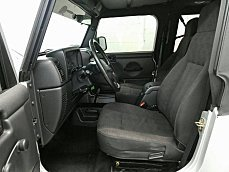 2004 Jeep Wrangler 4WD for sale 101057594