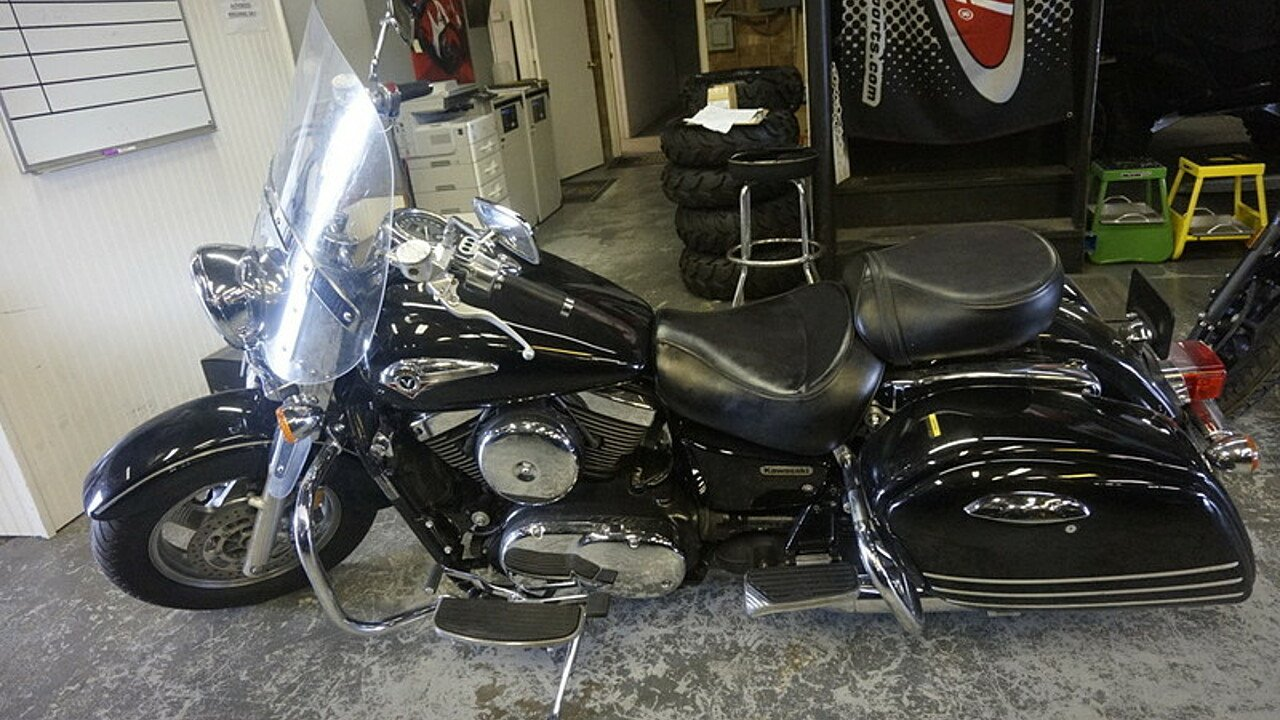 2004 Kawasaki Vulcan 1500 for sale 200500122