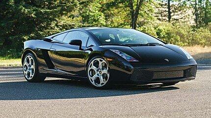 2004 Lamborghini Gallardo for sale 100875759
