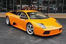 2004 Lamborghini Murcielago Coupe for sale 100990957