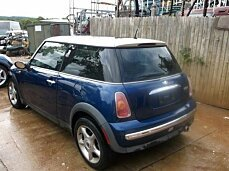 2004 MINI Cooper Hardtop for sale 100749679