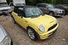 2004 MINI Cooper S Hardtop for sale 100749681