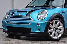 2004 MINI Cooper S Hardtop for sale 101003687
