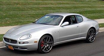 2004 Maserati Coupe for sale 100905293