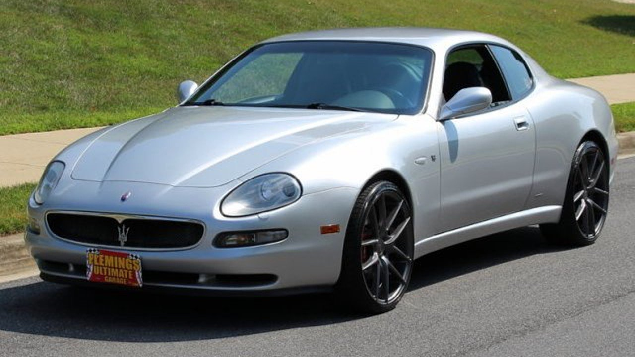 2004 Maserati Coupe for sale 100905293