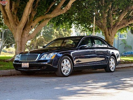 2004 Maybach 57 for sale 100925360