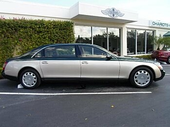 2004 Maybach 62 for sale 100020159