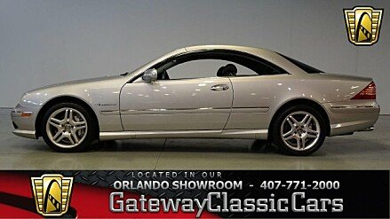 2004 Mercedes-Benz CL55 AMG for sale 100964611