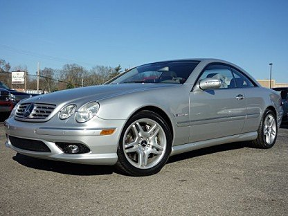 2004 Mercedes-Benz CL55 AMG for sale 100974657