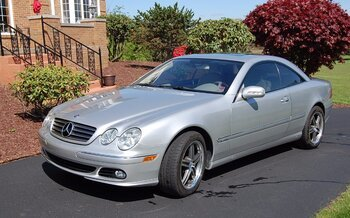2004 Mercedes-Benz CL600 for sale 100784804
