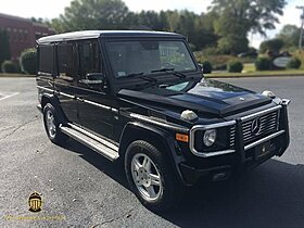 2004 Mercedes-Benz G500 for sale 100959838
