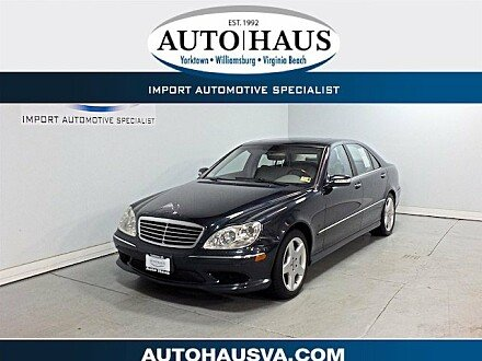 2004 Mercedes-Benz S500 for sale 101055313