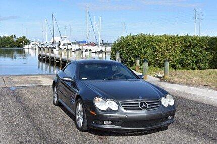 2004 Mercedes-Benz SL500 for sale 100934891