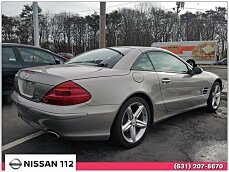 2004 Mercedes-Benz SL500 for sale 100956086