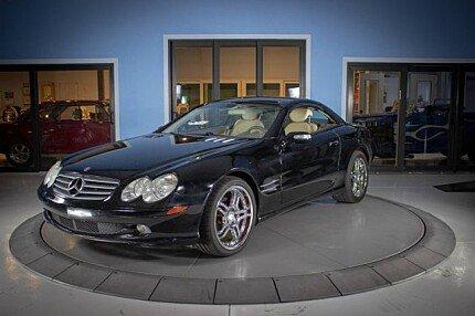 2004 Mercedes-Benz SL500 for sale 101000177