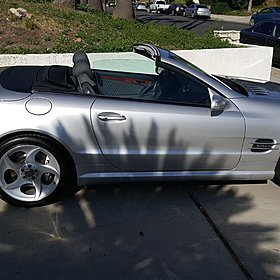 2004 Mercedes-Benz SL600 for sale 100753539